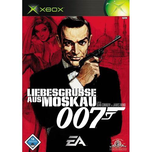 EA - James Bond 007 - Liebesgrüsse aus Moskau - Preis vom 03.09.2020 04:54:11 h