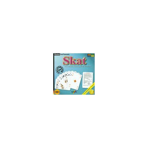 Essen ODS CD-ROM GmbH - Skat. CD- ROM für Windows 3.1/95. Das beliebte Kartenspiel für Windows - Preis vom 13.04.2021 04:49:48 h