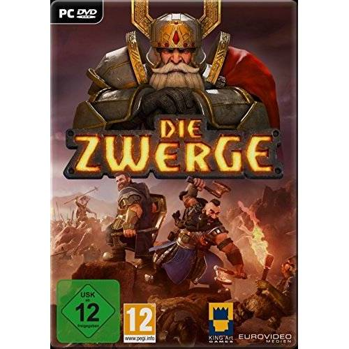 EuroVideo - Die Zwerge - Steelcase Edition - [PC] - Preis vom 16.04.2021 04:54:32 h