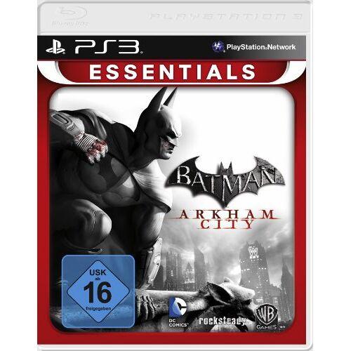 Warner Bros. - Batman: Arkham City [Software Pyramide] - Preis vom 25.11.2020 06:05:43 h
