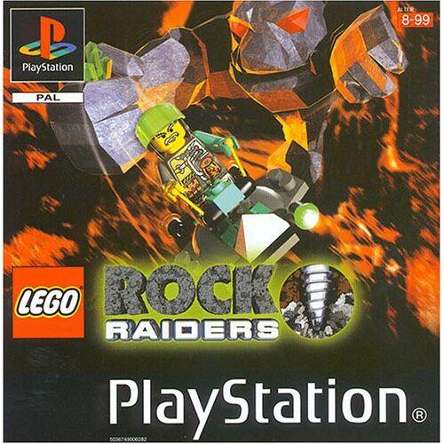 Lego - Lego Rock Raiders - Preis vom 12.04.2021 04:50:28 h