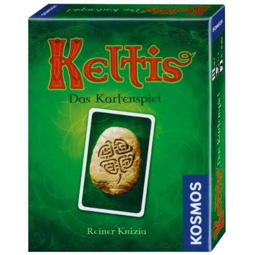 Kosmos (Franckh-Kosmos) - Kosmos 7401600 Keltis - Kartenspiel - Preis vom 14.05.2021 04:51:20 h