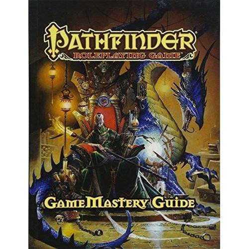 Paizo Staff - Pathfinder Roleplaying Game: GameMastery Guide Pocket Edition - Preis vom 21.04.2021 04:48:01 h