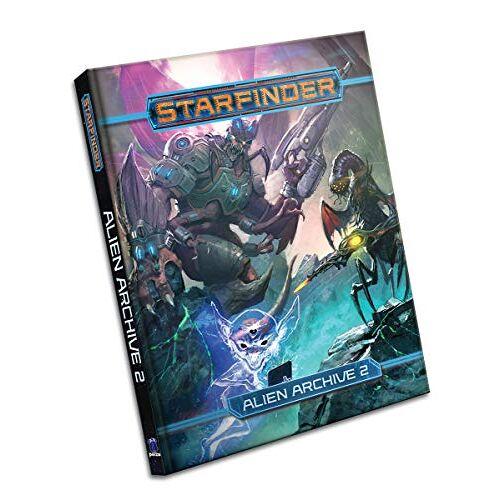 Paizo Staff - Starfinder Roleplaying Game: Alien Archive 2 (Starfinder Alien Archive) - Preis vom 28.09.2020 04:48:40 h