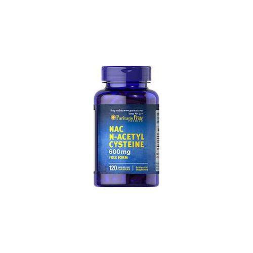 vitanatural n-acetyl cysteine 600 mg 120 kapseln