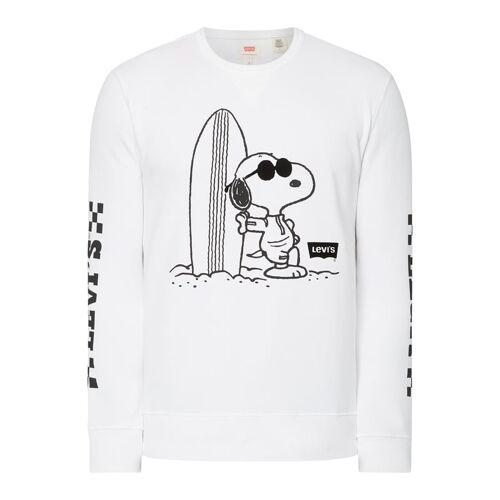 Levi´s® Sweatshirt mit Peanuts©-Print