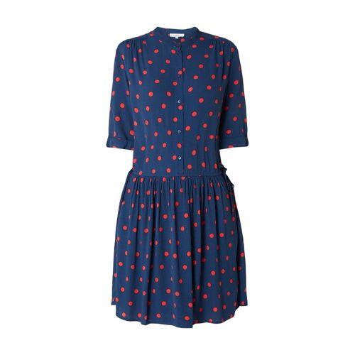 Jake*s Kleid mit Polka Dots