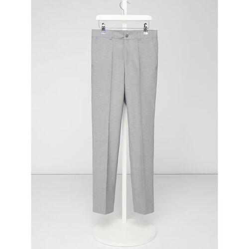 G.O.L. Slim Fit Anzug-Hose mit Leistentasche