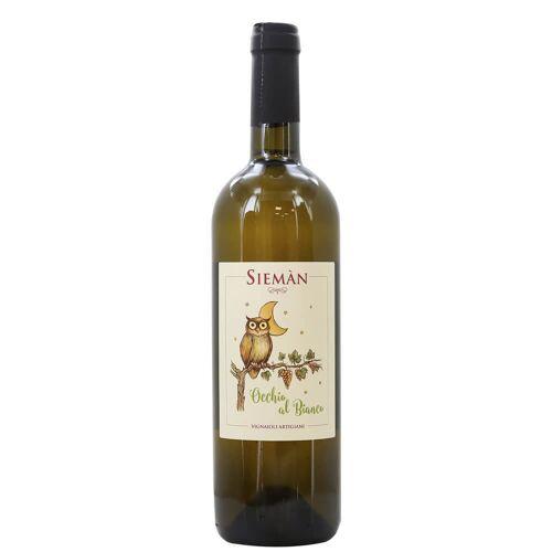 Siemàn Vino Bianco Macerato Occhio Al Bianco 2018