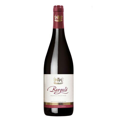 """Villa Melnik Bulgarian Wine """"bergulé Cuvée"""" 2015"""