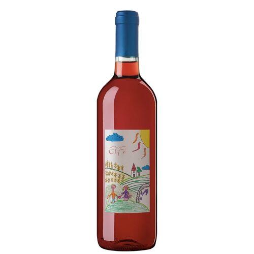 """Pinsoglio Vino Rosato """"elfi"""""""