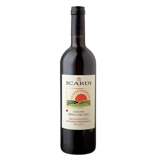 """Icardi Monferrato Rosso Doc """"bricco Del Sole"""" 2018"""
