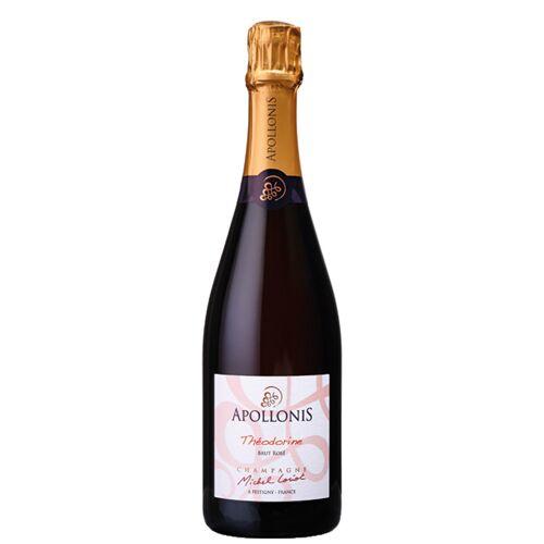 Apollonis-Michel Loriot Champagne Blanc De Noirs Brut Authentic Meunier