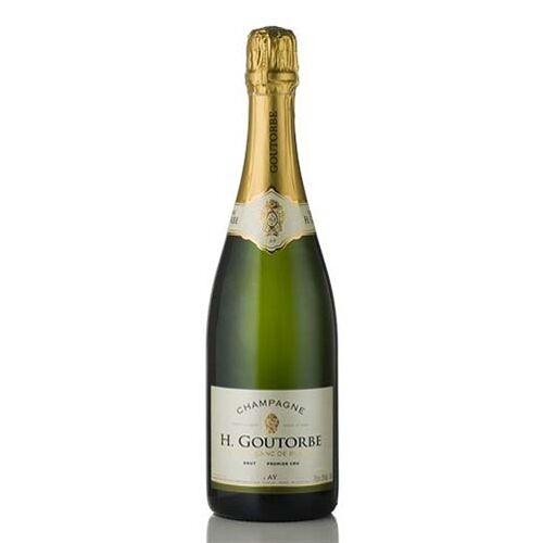 Domaine Henri Goutorbe Champagne Brut 1er Cru Cuvée Blanc De Blancs