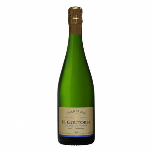 Domaine Henri Goutorbe Champagne Brut Cuvée Blanc De Noirs Grand Cru