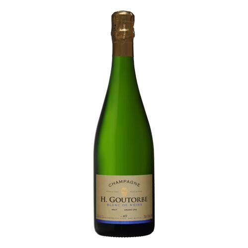 Domaine Henri Goutorbe Champagne Brut Cuvée Blanc De Noirs Grand Cru 2014
