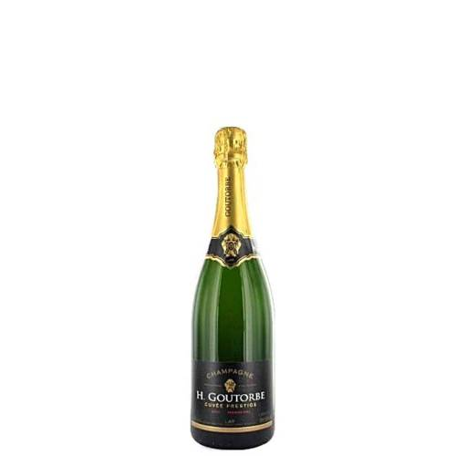 Domaine Henri Goutorbe Champagne Brut 1er Cru Cuvée Prestige