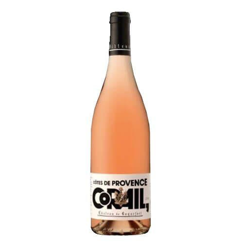 Château de Roquefort Côtes De Provence Rosé Aoc Corail 2020