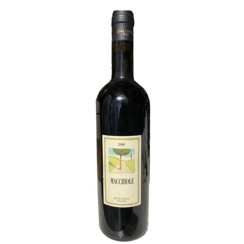 Le Macchiole Toscana Igt Le Macchiole 2000