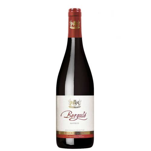 "Villa Melnik Bulgarian Wine ""bergulé Mavrud"" 2017"