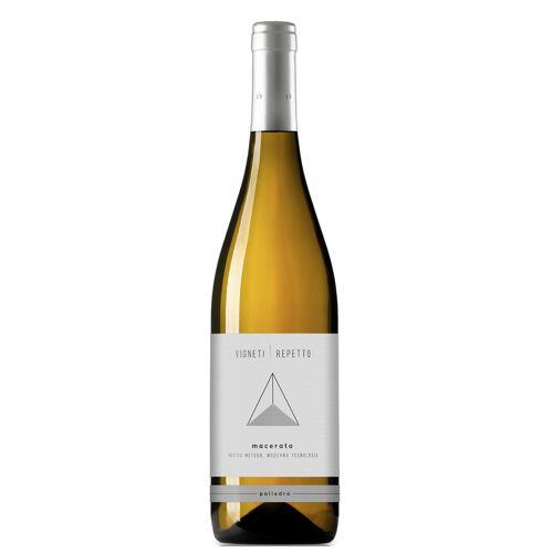 Vigneti Repetto Vino Bianco Macerato Poliedro 2019