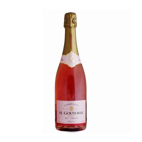 Domaine Henri Goutorbe Champagne Brut Rosé Grand Cru
