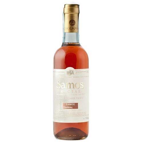 "Samos Wine Vino Passito Moscato Di Samos ""nectar"" 2010"