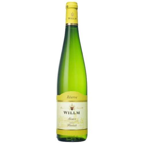 Alsace Willm Muscat D Alsace Réserve 2019