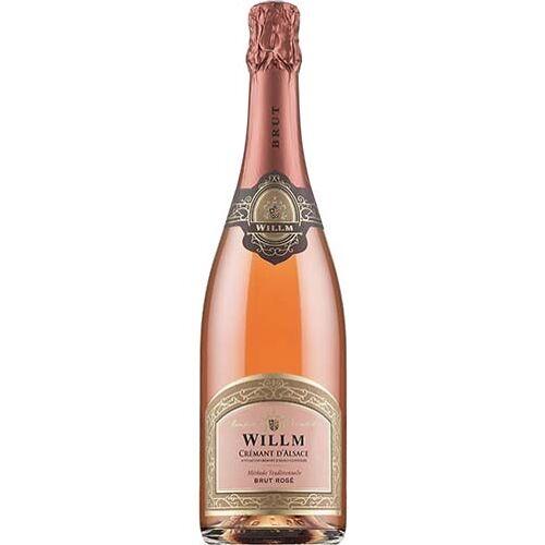 Alsace Willm Crémant D Alsace Brut Rosé