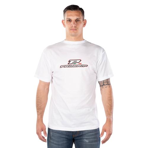Progrip T-Shirt Progrip Weiß 2XL