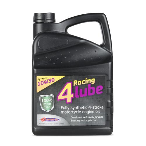 BO Oil BO Racing 4 Gleitmittel 4L