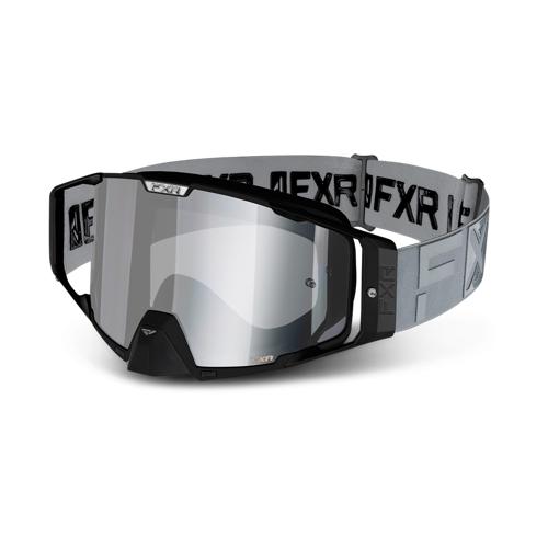 FXR Crossbrille FXR Pilot Stahl