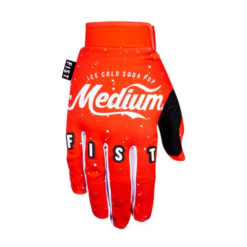 Fist Crosshandschuhe Fist Medium Boy - Soda Pop Rot L