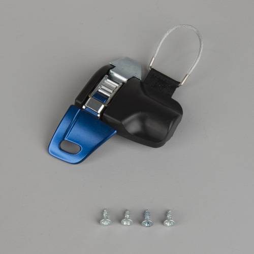 Acerbis Obere Ersatzschnalle Acerbis X-Tight Blau