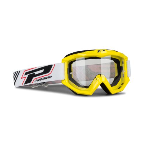Progrip Crossbrille ProGrip 3201 Gelb