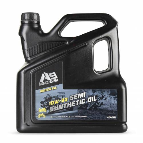 A9 Racing Oils A9 Racing Teilsynthetisches Motoröl 4l