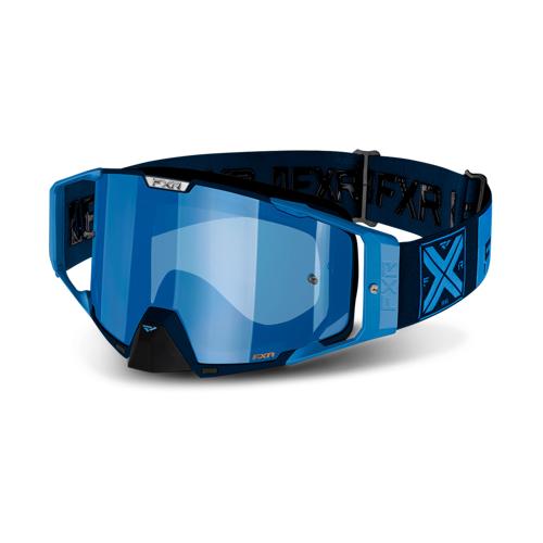 FXR Crossbrille FXR Pilot Blau