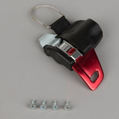 Acerbis Obere Ersatzschnalle Acerbis X-Tight Rot
