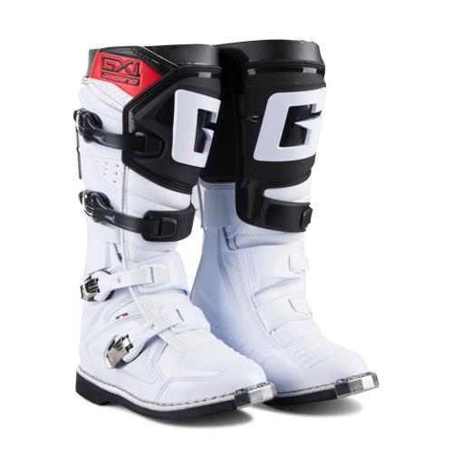 Gaerne Crossstiefel Gaerne GX1 Weiß 46