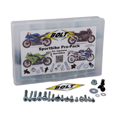Bolt Schraubensatz BOLT Sportbike Pro Pack