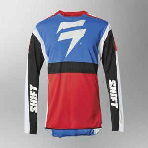Shift Crossshirt Shift 3LACK Label Race Blau-Rot