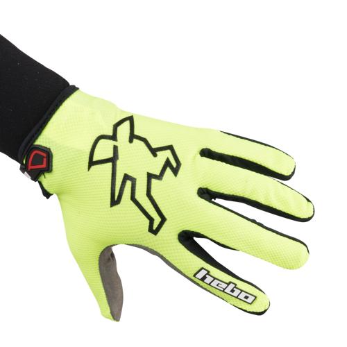 Hebo Handschuhe Hebo Trial Nano Pro II Kalk
