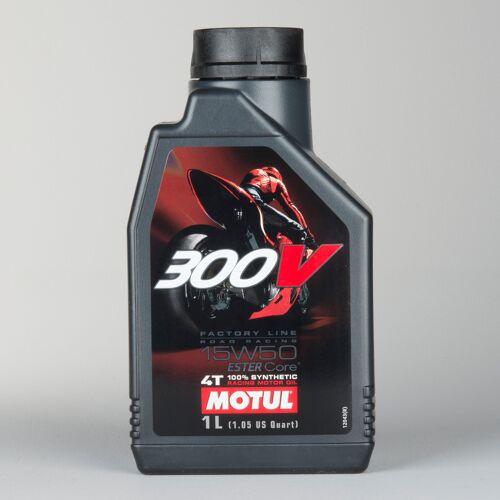 Motul Öl Synthetisch Motul 300V 4T 1L