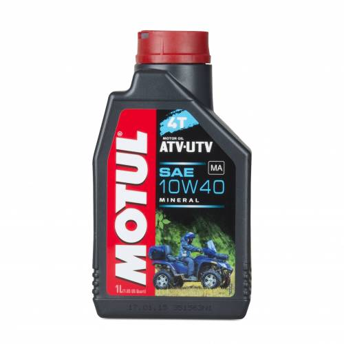 Motul Motoröl Mineral Motul 4T Quad 10W40 1L