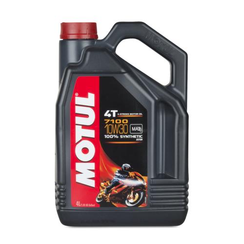 Motul Öl Motul 7100 4T 4L Vollsynthetisch