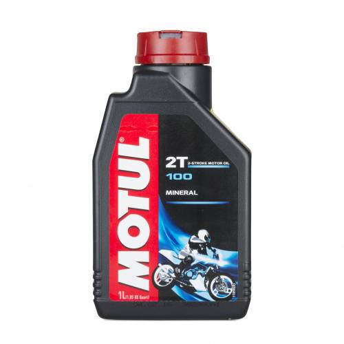 Motul Motoröl Mineral Motul 2T 100 1L