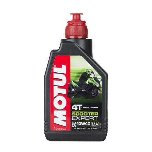 Motul Öl Technosynthese 4T Motul Scooter 10W40 1L