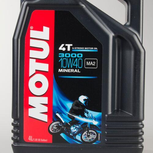 Motul 4T Motul 3000 Mineralöl 4L