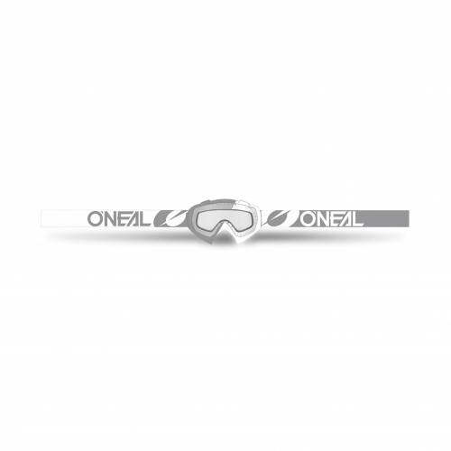 O'Neal Brille O'Neal B-10 Weiß-Grau