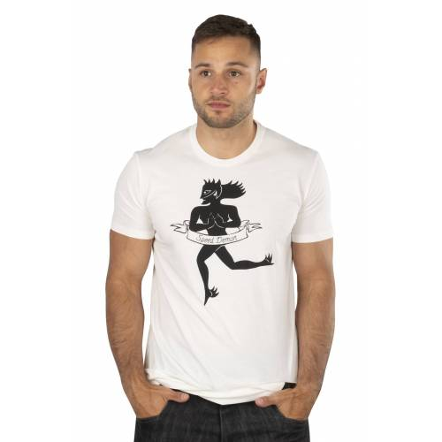 Dainese T-Shirt Dainese Essence Weiß XS